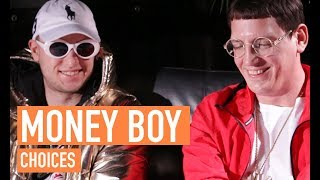Choices mit Money Boy: 187, KMN, Young Thug, Future & Metro Boomin (16BARS.TV)