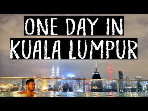 Petronas Twin Towers: I LOVE Kuala Lumpur|Malaysia
