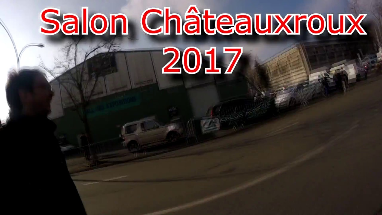 salon p che ch teauroux 2017 limouzi fishing gopro hd