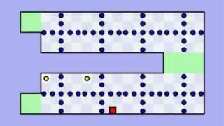 Worlds Hardest Game. Part 1. Level 1-10 (0 Deaths)