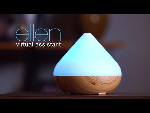 Ellen Announces Her New Virtual Assistant