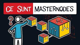 Masternodes - Ce sunt si care este rolul lor   Animatie   CryptomaticsRO