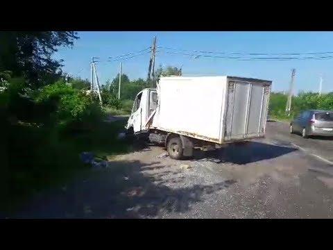 Житомир.info | Новости Житомира: Неподалік Житомира маршрутка зіштовхнулася з «хлібовозкою», є потерпілі