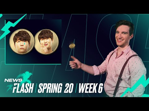 The Expect Coinflip|#LEC Newsflash Week 6