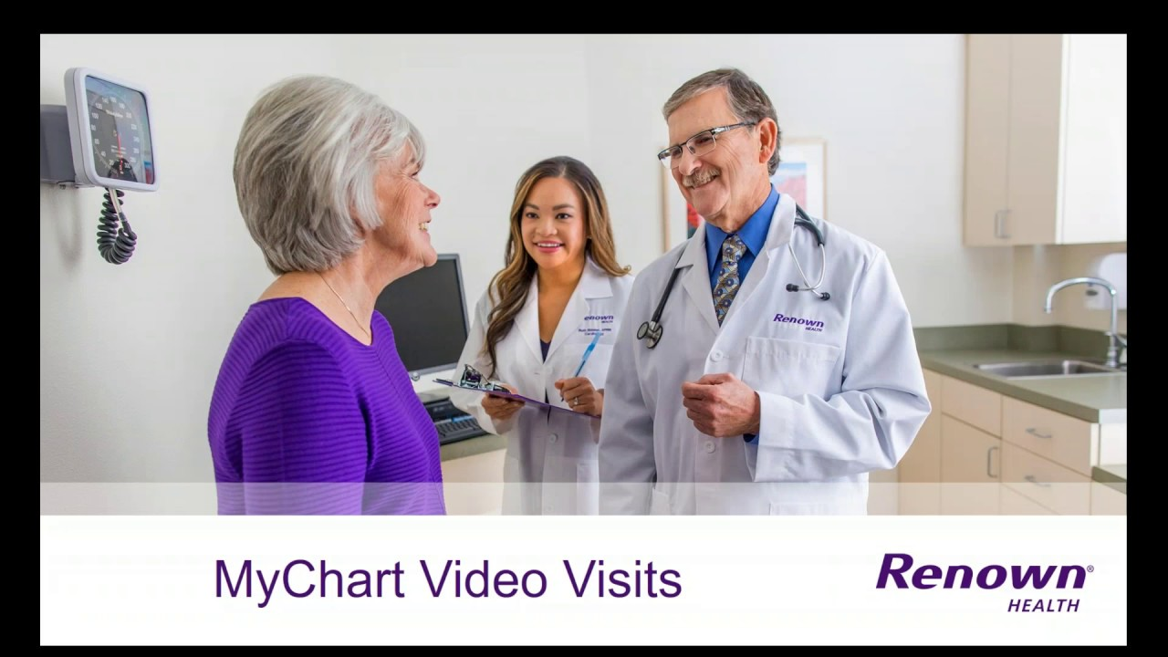 Login To Mychart Secure Patient Portal Renown Health
