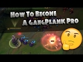EASIEST WAY TO DO THE ONE KEG(two Barrel) COMBO On GANGPLANK- League Of Legends