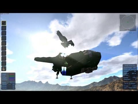 Empyrion - Galactic Survival - Alpha Episode 19 Let's Play Creative Exploring Omicon