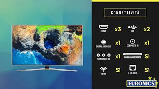 Samsung   TV UHD 4K Flat Smart   Serie 6 65MU6400