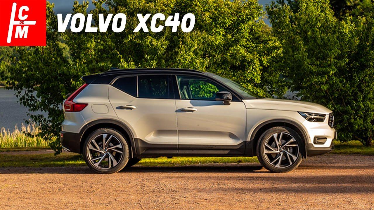 VOLVO XC40 | ¿El mejor SUV compacto del MERCADO? | Cambio De Marcha