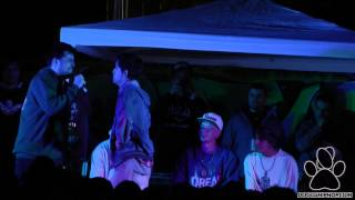 Wolf vs Papo - Final Freestyle Massacre 2014