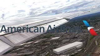 Hd American Airlines Md-83 N570aa Takeoff From Newark Liberty International Airport