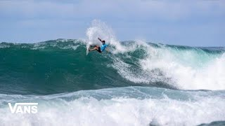 Hawaiian Pro : O'Neill Massin fracasse Haleiwa !