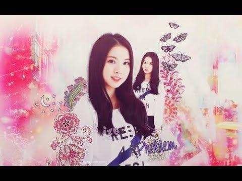 Eunha Cute Moments ♡