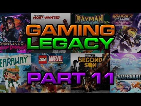 Gaming Legacy Part 11: 2013-2014