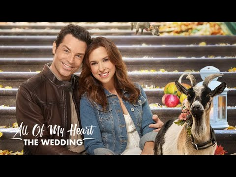 Lacey Chabert Wedding.Preview All Of My Heart The Wedding Starring Brennan Elliot And Lacey Chabert