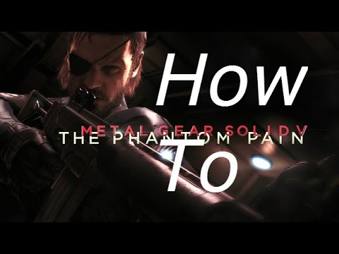 mgs5 how to go to mother base