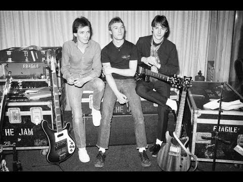 The Jam on WPIX   FM Radio Radio in NYC 1979.