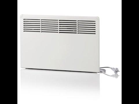 Экономичное электрическое отопление  дома,квартиры, конвекторами+ отзыв