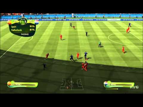 2014 FIFA World Cup Brazil - Spain vs Netherlands Gameplay [HD]