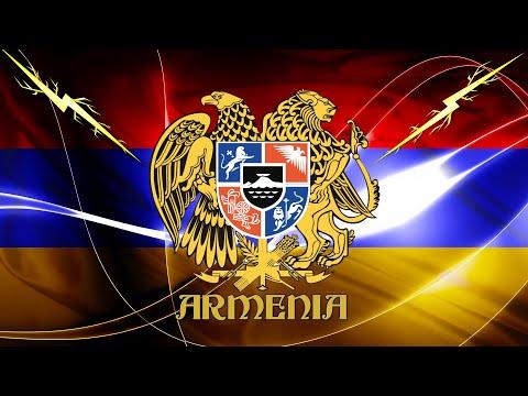 HAXTELU ENQ - Non Stop Armenian Victory Mix