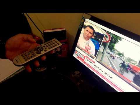 cara menyambungkan HP ke TV. HP ke Proyektor. Laptop ke TV.