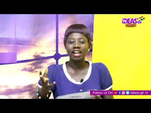 Showbiz Buzz On IDEAS GH TV 2020-03-28