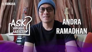 #AskYamahaArtist Bareng Andra Ramadhan