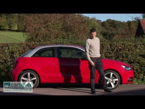 Audi A1 hatchback review - CarBuyer