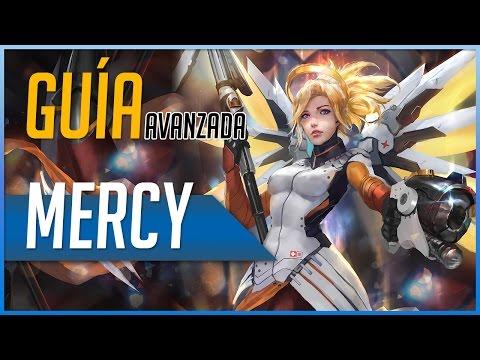 Guía AVANZADA Mercy -  OVERWATCH en español