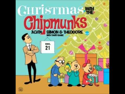 The Real Chipmunks Christmas Song (Pitch-Perfect)