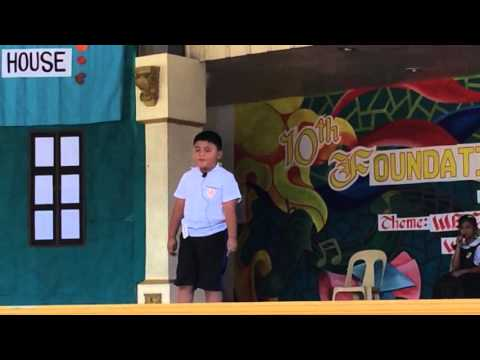 A psalm of life declamation by jabril arnold p. Cinense