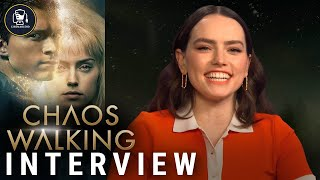 '<b>Chaos Walking</b>' Interview With Daisy Ridley
