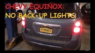 chevy-equinox-no-reverse-lights-no-back-up-camera