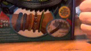 Видео уроки и обзоры браслетов и резинок  номер 2