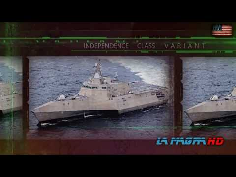 Видео: USS Independence class (LCS-2) Littoral Combat Ship
