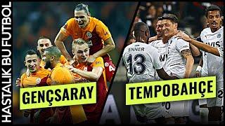 Hastalık Bu Sohbet: Galatasaray - Lazio / Frankfurt - Fenerbahçe