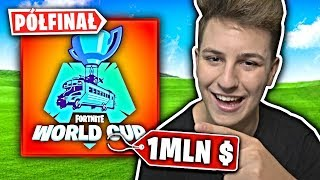 FORTNITE WORLD CUP STREAM JACOB