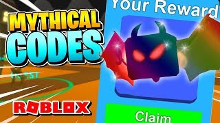THE NEW ROBLOX MINING SIMULATOR CODES GAVE ME THIS MYTHICAL HALLOWEEN PET?!