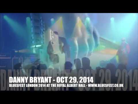 BLUESFEST 2014 - DANNY BRYANT