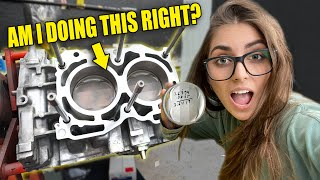 BUILDING A $15,000 ENGINE FOR MY $800 CAR... CHEAP vs EXPENSIVE