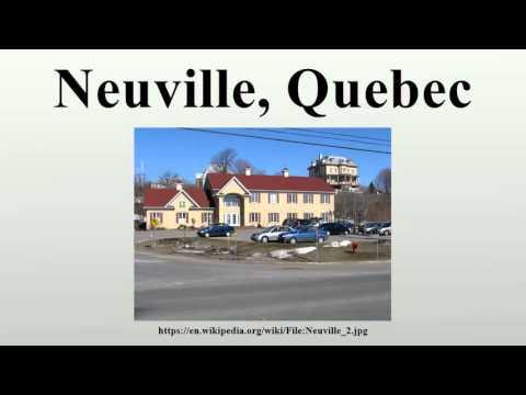 Neuville, Quebec