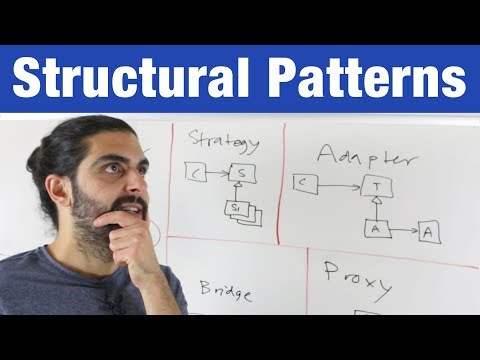 Structural Patterns (comparison) – Design Patterns (ep 12)