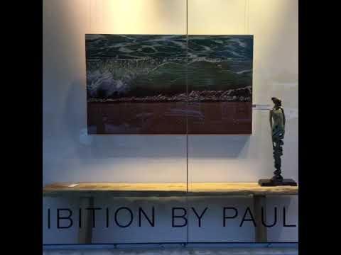 Exhibition 'Shorebreak' Coming Soon.