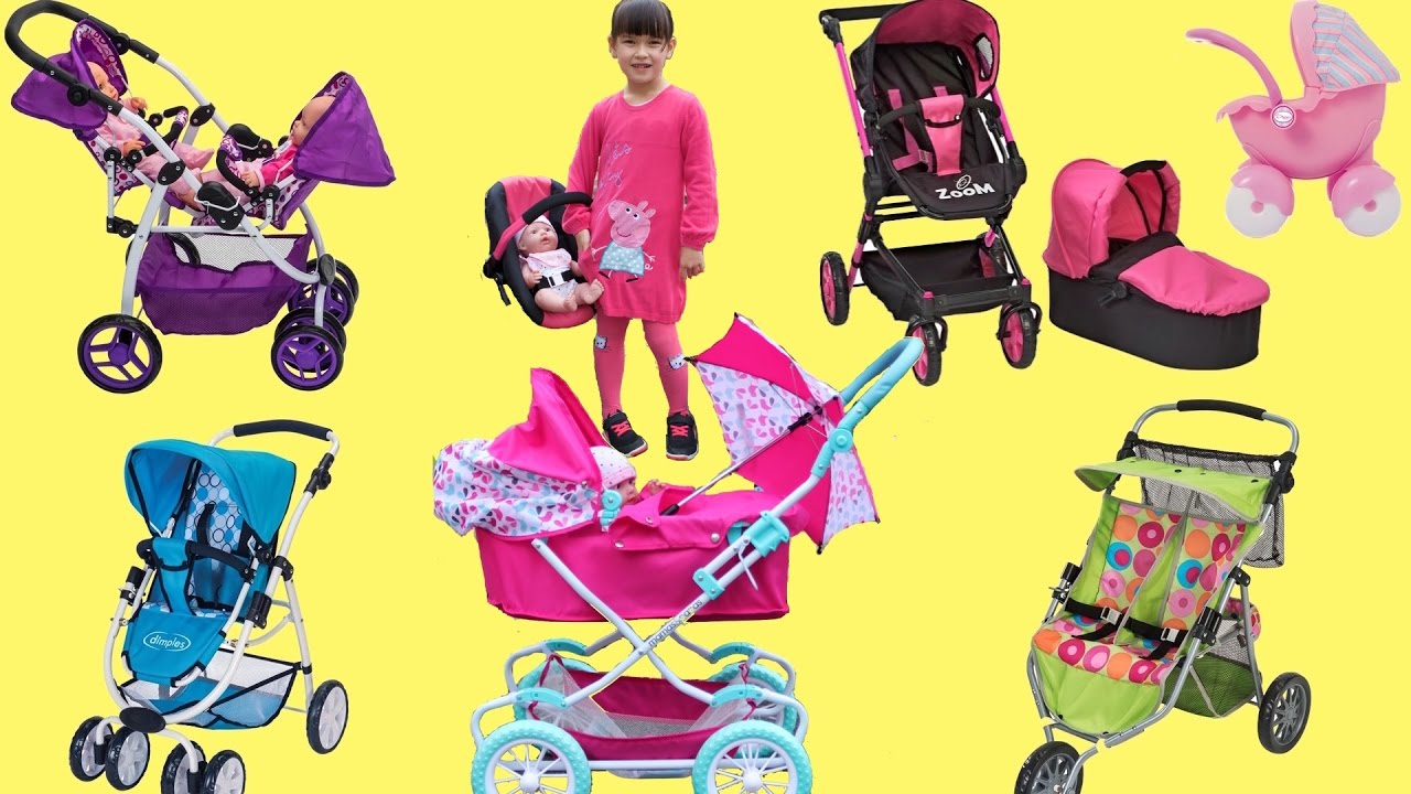 Baby Annabell Buggies Dolls Pram Baby Born Baby Annabell Little Girl And Baby