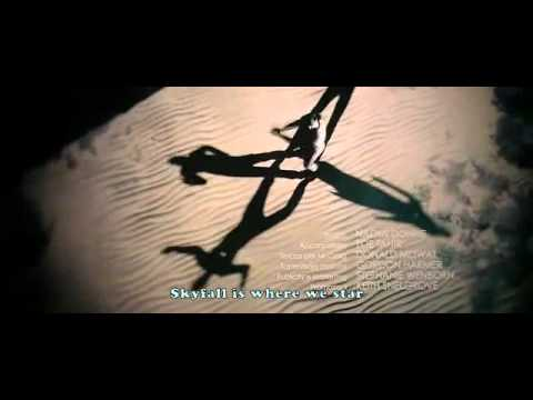 Adele   Skyfall 2012   With subtitle