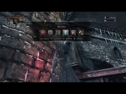 Bloodborne Stealth Triple Kill