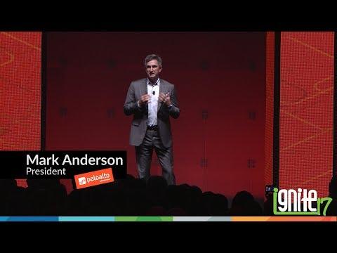 Ignite 2017 Keynote - Mark Anderson (President)