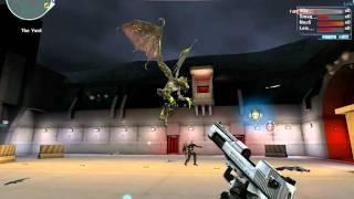 CF Zombie mode - biohazard boss defeated
