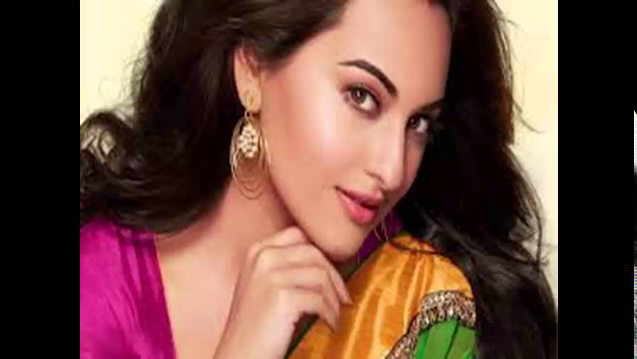 Hot Bollywood Actresses Sonakshi Sinha New Sexy Video Song