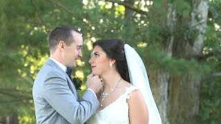 Autumn Wedding at the Stockton Seaview Resort {alyssa & chris}